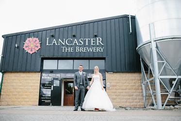 Ashton Memorial and Lancaster Brewery Wedding