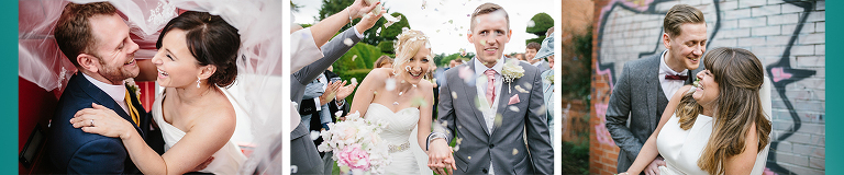 Happy Faces - Creative Wedding Photography throughout Lancashire