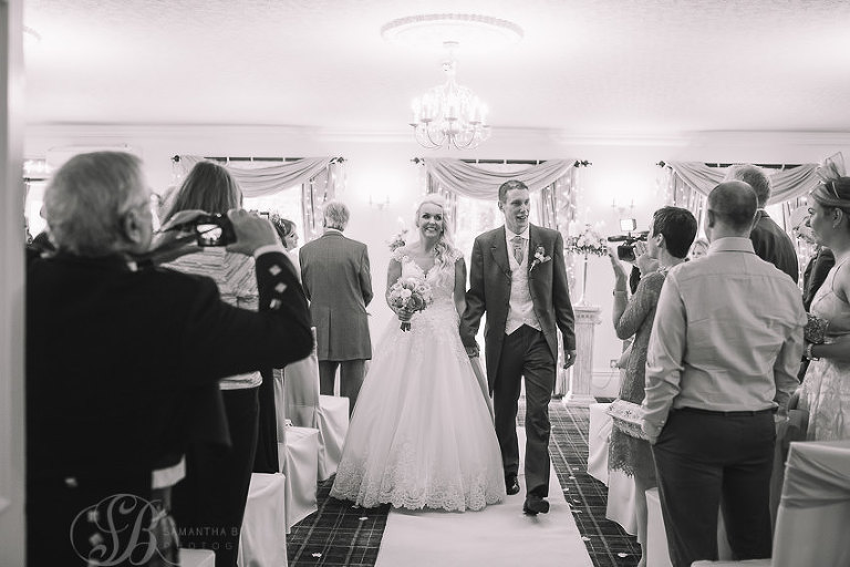 Singleton hall weddings